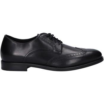Sapatos Homem Sapatos Geox U84E3A 00043 U HAMPSTEAD Negro