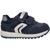 Sapatos Rapaz Multi-desportos Geox B943CA 0AU11 B ALBEN Azul