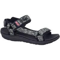 Sapatos Homem Sandálias Lee Cooper LCW2034011 Preto, Cinzento