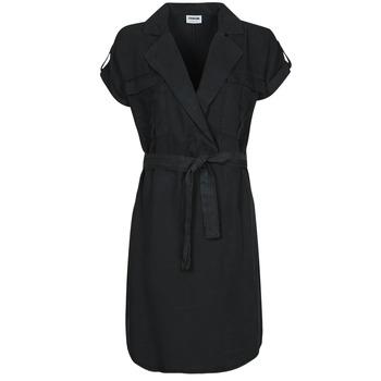 Textil Mulher Vestidos curtos Noisy May NMVERA Preto