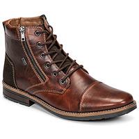 Sapatos Homem Botas baixas Rieker  Castanho