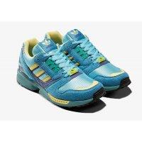 Sapatos Sapatilhas adidas Originals ZX 8000 Light Aqua Light Aqua/Sand