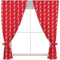 Casa Cortinados Liverpool Fc 168 x 183 cm SI117 Vermelho