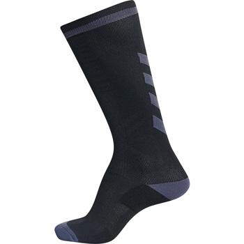 Acessórios Criança Meias de desporto Hummel Chaussettes  elite indoor high noir/gris foncé