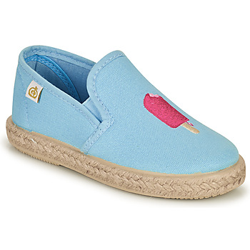 Sapatos Rapariga Sabrinas Citrouille et Compagnie OCELESTE Azul / Céu