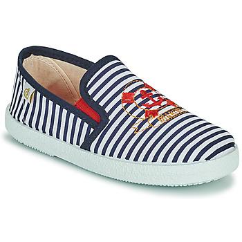 Sapatos Rapaz Sapatilhas Citrouille et Compagnie OCILO Marinho