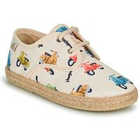 Sapatos Rapaz Sapatilhas Citrouille et Compagnie OSTINO Multicolor