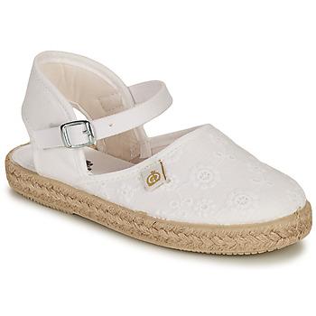 Sapatos Rapariga Sabrinas Citrouille et Compagnie ORINO Branco