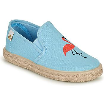 Sapatos Rapariga Sabrinas Citrouille et Compagnie OSARA Azul / Céu