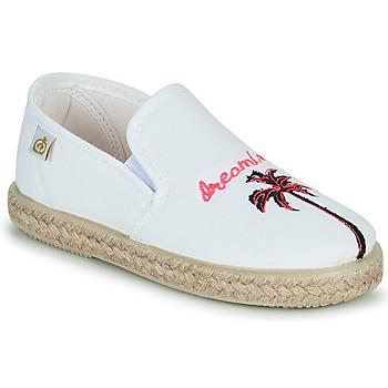Sapatos Rapariga Sabrinas Citrouille et Compagnie OWAT Branco