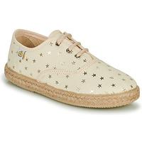 Sapatos Rapariga Sapatilhas Citrouille et Compagnie OWAZA Ouro