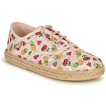 Sapatos Rapariga Sapatilhas Citrouille et Compagnie OAKO Multicolor