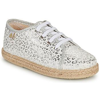 Sapatos Rapariga Sapatilhas Citrouille et Compagnie OKOKI Prateado