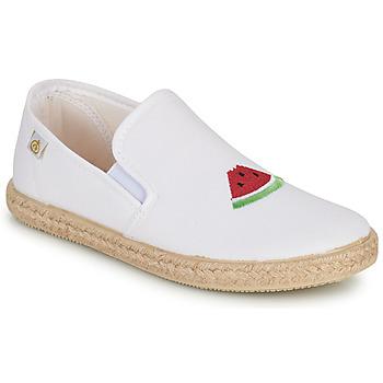 Sapatos Rapariga Sabrinas Citrouille et Compagnie OFADA Branco
