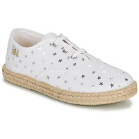 Sapatos Rapariga Sapatilhas Citrouille et Compagnie OUAKA Prateado