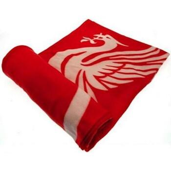 Casa Rapaz Colcha Liverpool Fc Taille unique Vermelho/branco