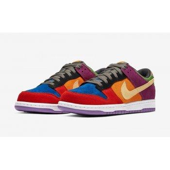 Sapatos Sapatilhas Nike SB Dunk Low Viotech Viotech/Viotech