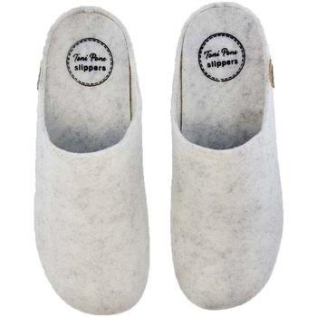 Sapatos Mulher Chinelos Toni Pons Zapatillas de Casa  Mona-Fr Hielo Cinza