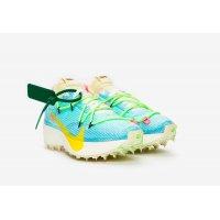 Sapatos Sapatilhas Nike Air Vapor Street Tour Polarized Blue Polarized Blue/Tour Yellow-Sail
