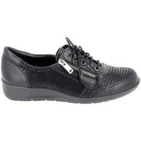 Sapatos Mulher Mocassins Boissy Stephiel Noir Preto