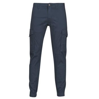 Textil Homem Calça com bolsos Jack & Jones JJIPAUL Marinho