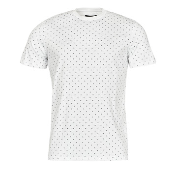 Textil Homem T-Shirt mangas curtas Jack & Jones JJMINIMAL Branco