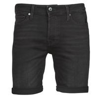 Textil Homem Shorts / Bermudas Jack & Jones JJIRICK Preto