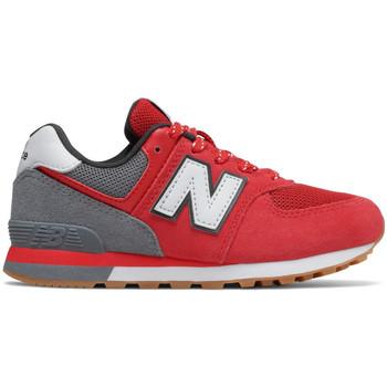 Sapatos Criança Sapatilhas New Balance Pc574 m Vermelho