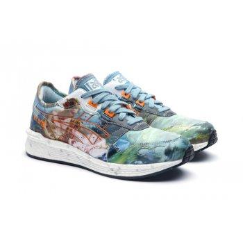 Sapatos Sapatilhas Asics Asics HyperGEL-LYTE x Vivienne Westwood  LIGHT STEEL/ORANGE