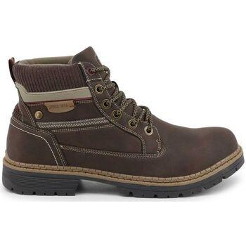 Sapatos Homem Botas Duca Di Morrone - 1216 Castanho