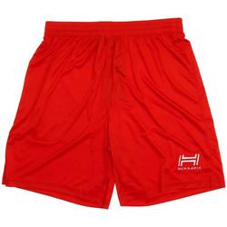 Textil Homem Shorts / Bermudas Hungaria  Vermelho