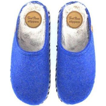 Sapatos Mulher Chinelos Toni Pons Zapatillas de Casa  Miri-Fp Tejano Azul