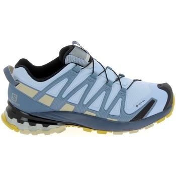 Sapatos Sapatos de caminhada Salomon XA Pro GTX Bleu Ciel Azul
