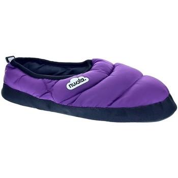 Sapatos Mulher Chinelos Nuvola Classic Purple Violeta