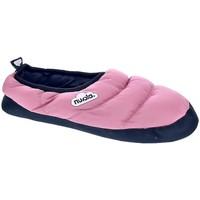 Sapatos Mulher Chinelos Nuvola Classic Malaga Rosa