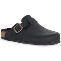 Sapatos Mulher Tamancos Bioline GUM NERO Nero