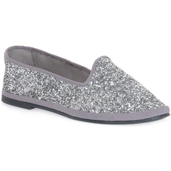 Sapatos Mulher Sabrinas Priv Lab GLITTER ARGENTO Grigio