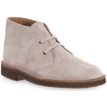 Sapatos Homem Botas baixas Isle SABBIA DESERT BOOT Beige
