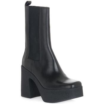 Sapatos Mulher Botins Priv Lab VITELLO NERO Nero
