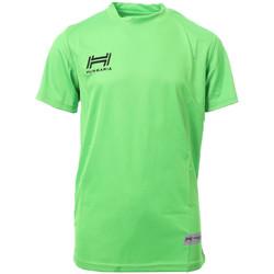 Textil Homem T-Shirt mangas curtas Hungaria  Verde