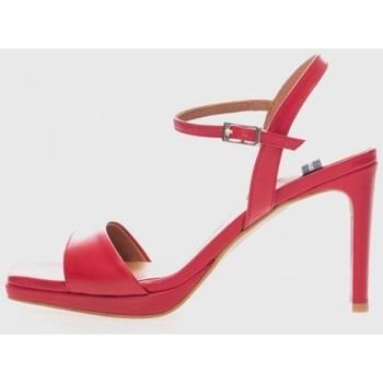 Sapatos Mulher Sandálias Angel Alarcon 20085 Rojo