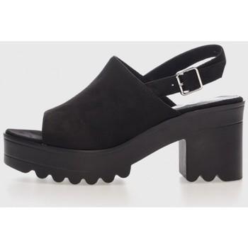 Sapatos Mulher Sandálias Emmshu ALESSAE Negro