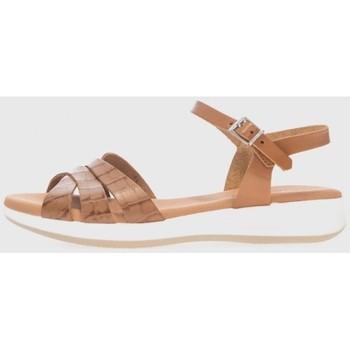 Sapatos Mulher Sandálias Kamome 4660 Marrón