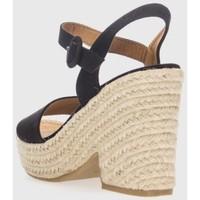Sapatos Mulher Sandálias Kamome A2267 Negro