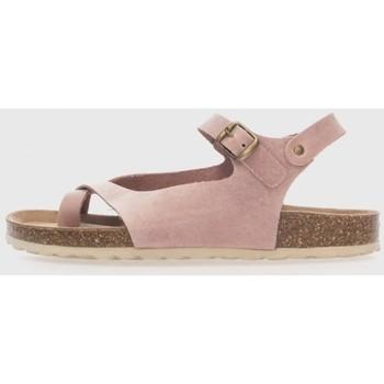 Sapatos Mulher Sandálias Trend Shoes ANABEL Beige