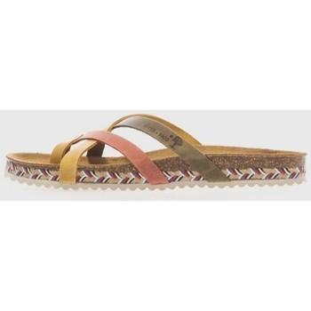Sapatos Mulher Sandálias Interbios 7113.C Multicolor