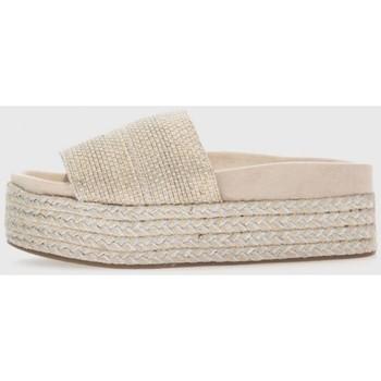 Sapatos Mulher Sandálias Kamome A2310 Plata