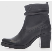 Sapatos Mulher Botins Oxyd WH-267 H05 Negro