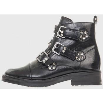 Sapatos Mulher Botins Kamome A2650 Negro