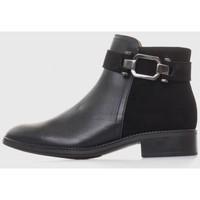Sapatos Mulher Botins Kamome PATRICIA MILLER 4046 Negro